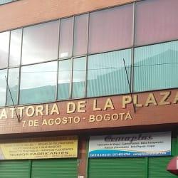 Trattoria de La Plaza en Bogotá