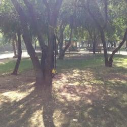 Parque Charles Hamilton en Santiago