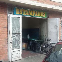 Estampados en la 25bis en Bogotá