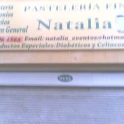 Pastelería Fina Natalia en Santiago
