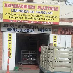 Reparaciones Plasticas en Bogotá