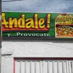 Andale y Provocate en Bogotá