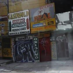 Baterias real en Bogotá