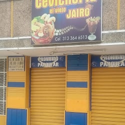 Cevicheria El Viejo Jairo en Bogotá