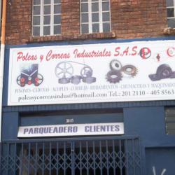 Poleas Y Correas Industriales S A S.  en Bogotá