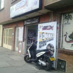 SDMX Graficcs en Bogotá