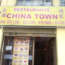 Restaurante China Town en Bogotá