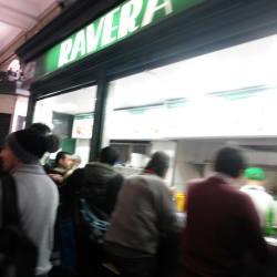 Pizzería Ravera - Compañía de Jesús en Santiago