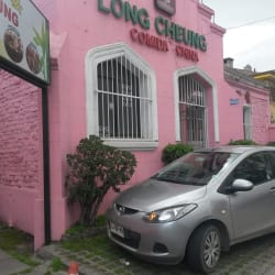 Comida China Long Cheung en Santiago