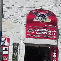 CEA Centro de Enseñanza Automovilística sede minuto  en Bogotá