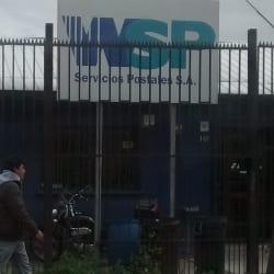 WSP Servicios Postales en Santiago