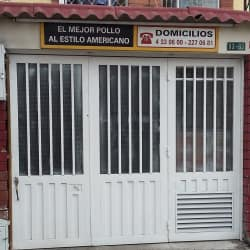 Rápi broaster y asado en Bogotá