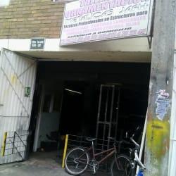 Taller de Ornamentacion Metalicas Jaft en Bogotá