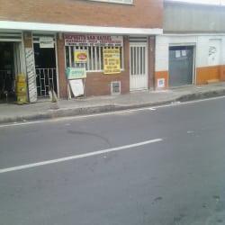 Depósito San Rafael en Bogotá