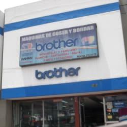 Maquinas De Coser Brother en Bogotá