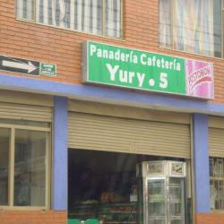 Panaderia y Cafeteria Yury 5 en Bogotá