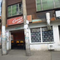 Caserito en Bogotá