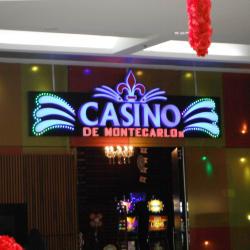 Casino de montecarlo Gran Estación en Bogotá