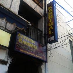 Kaverna Kannibal  en Santiago