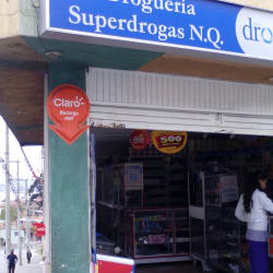 SuperdrogasNQ2 en Bogotá