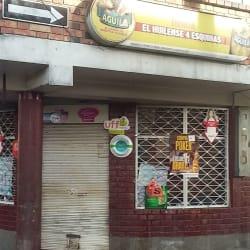 Tienda El Huilense 4 esquinas en Bogotá