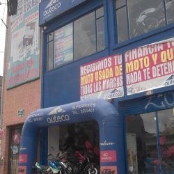 Auteco Calle 13 con 22 en Bogotá