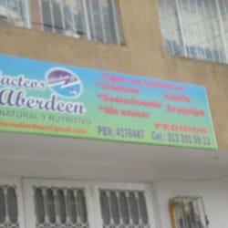 Lacteos Aberdeen en Bogotá