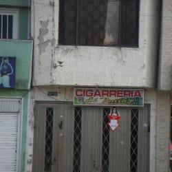 Cigarrería El Paisa en Bogotá