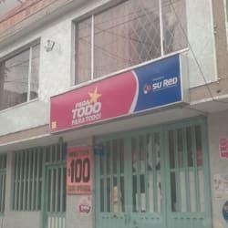 Paga Todo Para Todo Calle 2  en Bogotá