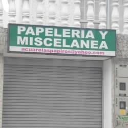 Papeleria y Miscelenea  en Bogotá