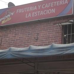 Fruteria Y Cafeteria La Estacion en Bogotá