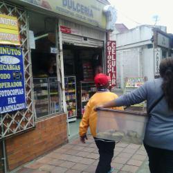 La Dulceria en Bogotá
