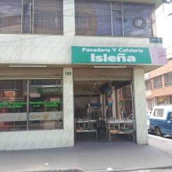 Panadería y cafetería La Isleña en Bogotá