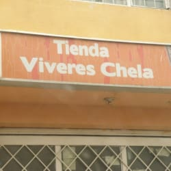Tienda Viveres Chela en Bogotá