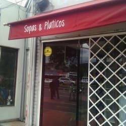 Sopas y Platicos  en Bogotá