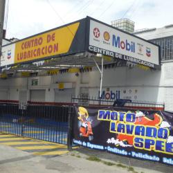 Moto Lavado Speed en Bogotá