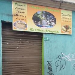 Restaurante El Sazon Sangileño en Bogotá
