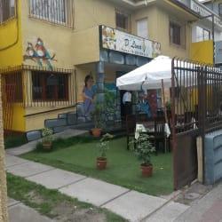 Restaurant D´Lima en Santiago