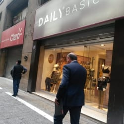 Daily Basics en Santiago