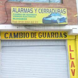 Alarmas y Cerraduras en Bogotá