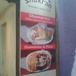 Restaurant Shukran  en Santiago