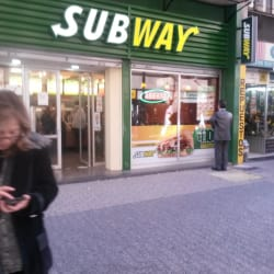 SubWay - Tenderini en Santiago