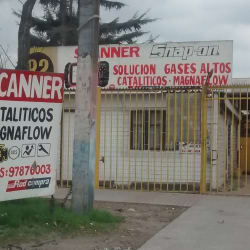 Scanner Snap-On en Santiago
