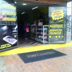 Cabinas Telefónicas  Avenida Suba en Bogotá