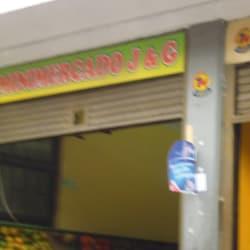 Minimercado J&C en Bogotá