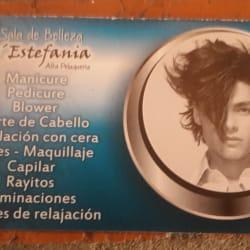 Centro de estética y peluquería, D'Estefania en Bogotá