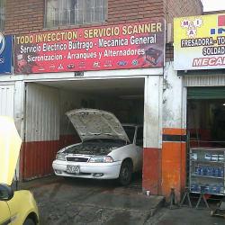 Todo Inyecction Servicio Scanner en Bogotá