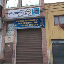 Super Key Electrónica en Bogotá