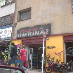 Bicicletas Shekina 2 en Bogotá