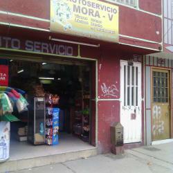 Auto Servicio Mora V en Bogotá